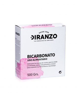 BICARBONATO USO ALIMENTARIO 500 GR DIRANZO