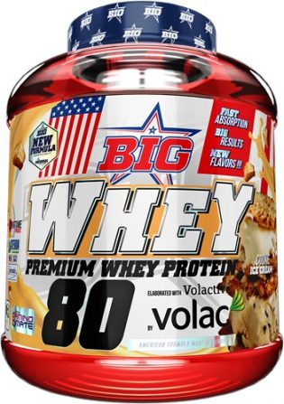 WHEY PROTEIN AS-USA 2KG COOKIES