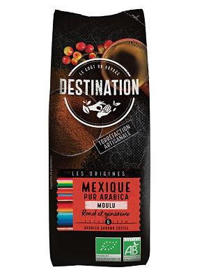 CAFE MOLIDO MEXICO 100% ARABICA BIO