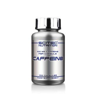 CAFFEINE 100 CAPS.
