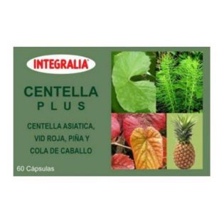 CENTELLA PLUS 60 CAPSULAS