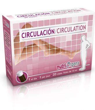 CIRCULACION 20 VIALES 10 ML