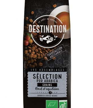 CAFE EN GRANO SELECCION 100% ARABICA BIO