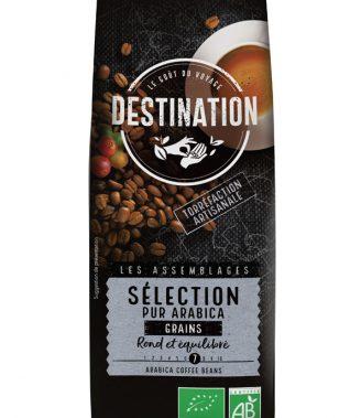 CAFE EN GRANO SELECCION 100% ARABICA BIO