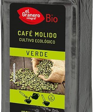 CAFE VERDE 100% ROBUSTA MOLIDO BIO