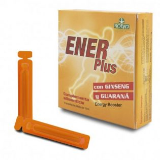 ENERPLUS 10ML AMPOLLAS PLÁSTICO 10U