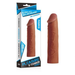 EL PLEASURE X-TENDER PENIS SLEEVE