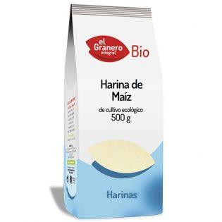 HARINA DE MAIZ BIO
