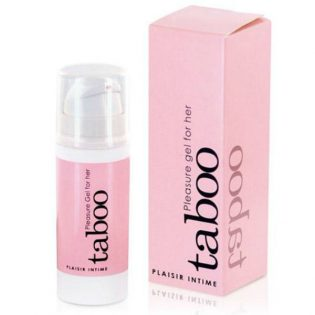 PLACER 5 TABOO GEL INTIMO PLACER ELLA