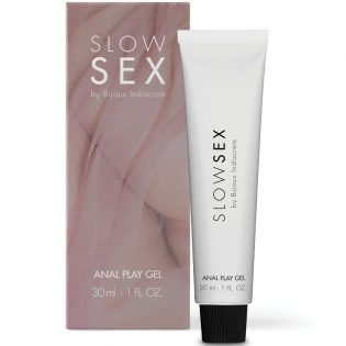 PLACER 5 ANAL PLAY GEL - SLOW SEX