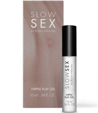 PLACER 5 NIPPLE PLAY GEL - SLOW SEX