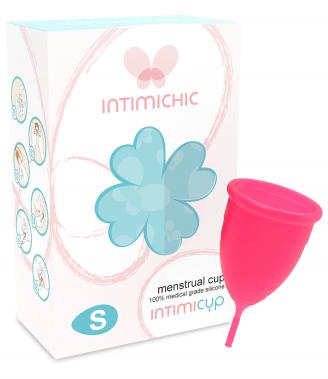 INTIMICHIC COPA MENSTRUAL SILICONA MEDICA S