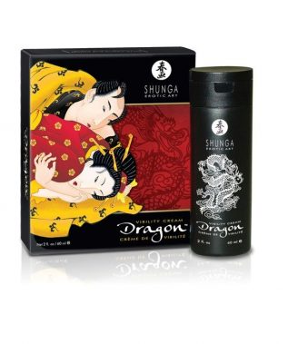 PLACER 5 CREMA VIRILITY DRAGON 60 ML