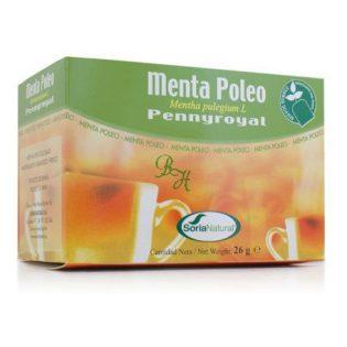 SORIA NATURAL MENTA-POLEO 20 FILTROS