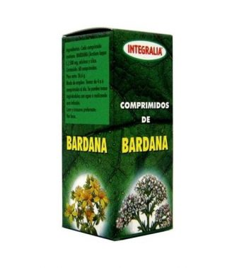 BARDANA 60 COMP 500 MG