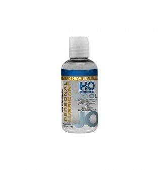 ANAL LUBRICANTES SYSTEM JO - ANAL H2O LUBRICANT COOL 120 ML