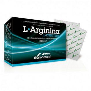 L-ARGININA + L-ORNITINA