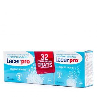 KIT LACERPRO LIMPIADORES 64+32 UND GRAT