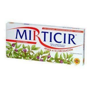 MIRTICIR 20 AMPOLLAS