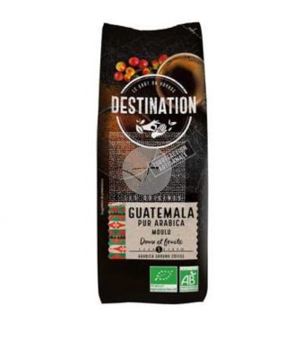 CAFE MOLIDO GUATEMALA PURO ARABICA BIO