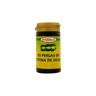 LECITINA DE SOJA 540 MG 80 PERLAS