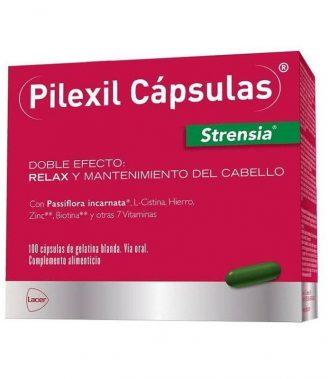 PILEXIL CÁPSULAS STRENSIA 100