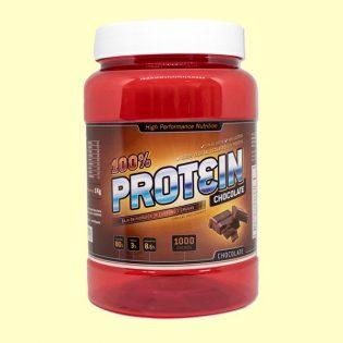 100% PROTEIN CHOCOLATE 1KG