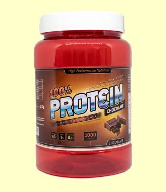 100% PROTEIN CHOCOLATE 1KG