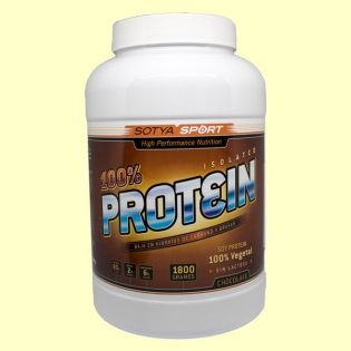 100% PROTEIN CHOCOLATE 1