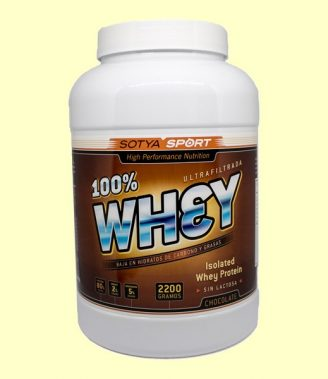 100% WHEY CHOCOLATE 2