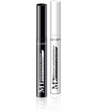 LOVRENT M1 MASCARA PESTAÑAS EXTRA VOLUME 10ML
