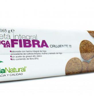 GALLETAS DE FIBRA INTEGRAL 165G