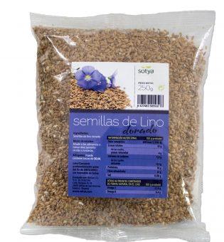 SEMILLAS DE LINO 250GRS