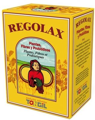 REGOLAX 50 CÁPSULAS