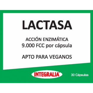 LACTASA 30CAPS 9000FCC INTEGRALIA